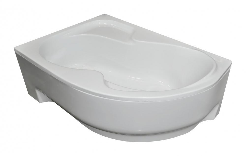 Кутова акрилова ванна