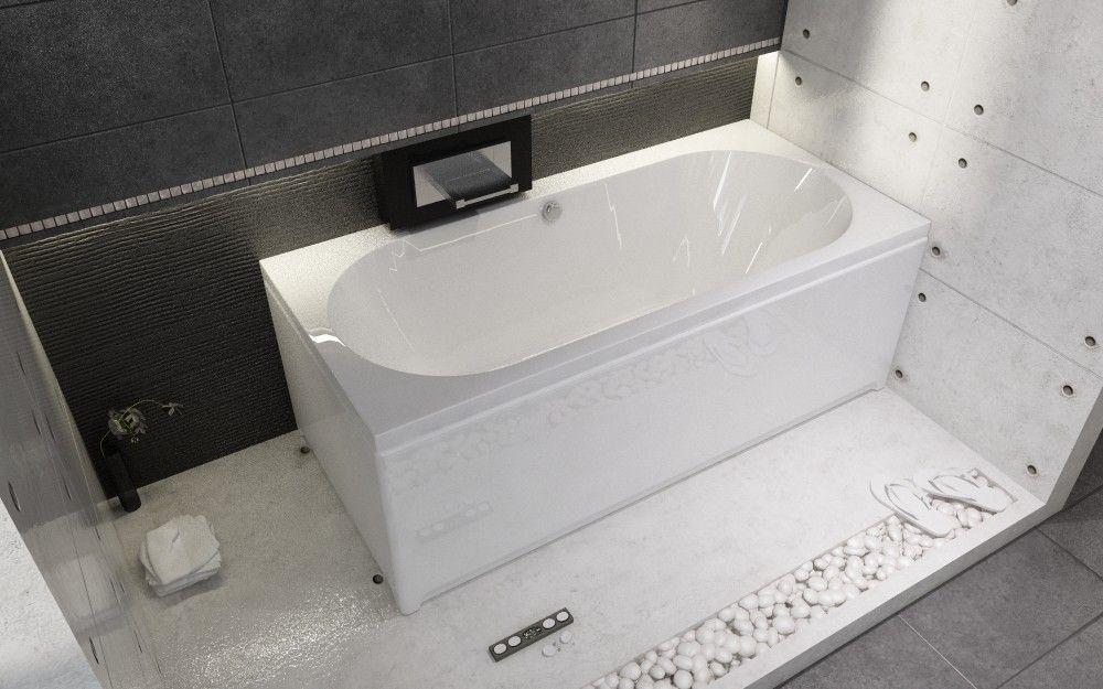 акрилова ванна після чистки